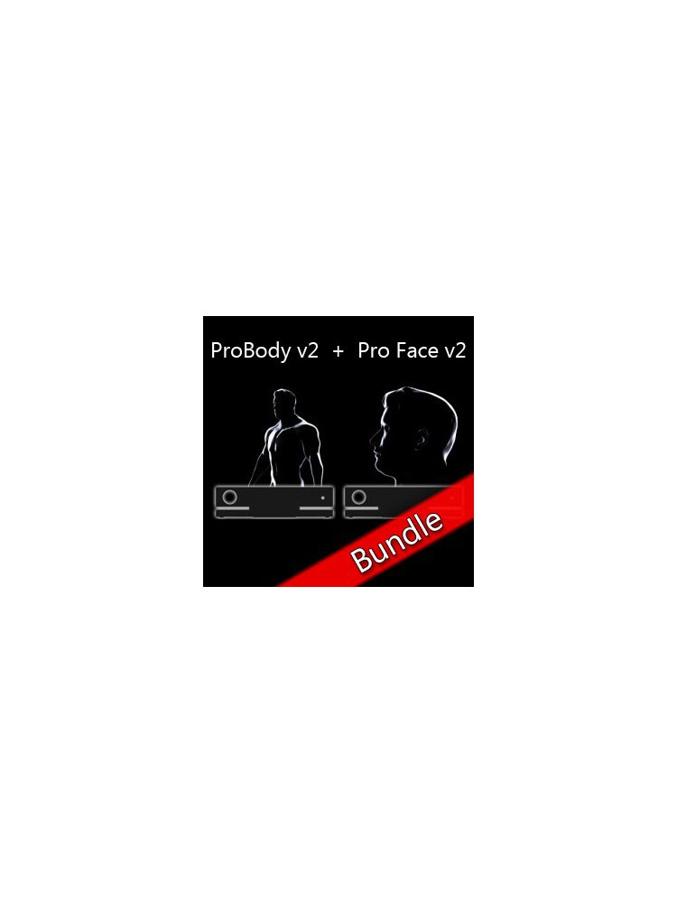 Bundle Pro Body 2 + Pro Face 2